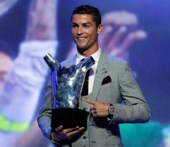 Le gouvernement régional de Madère accueille Cristiano Ronaldo