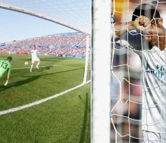Ronaldo se met dans l'embarras et choque en ratant une incroyable occasion