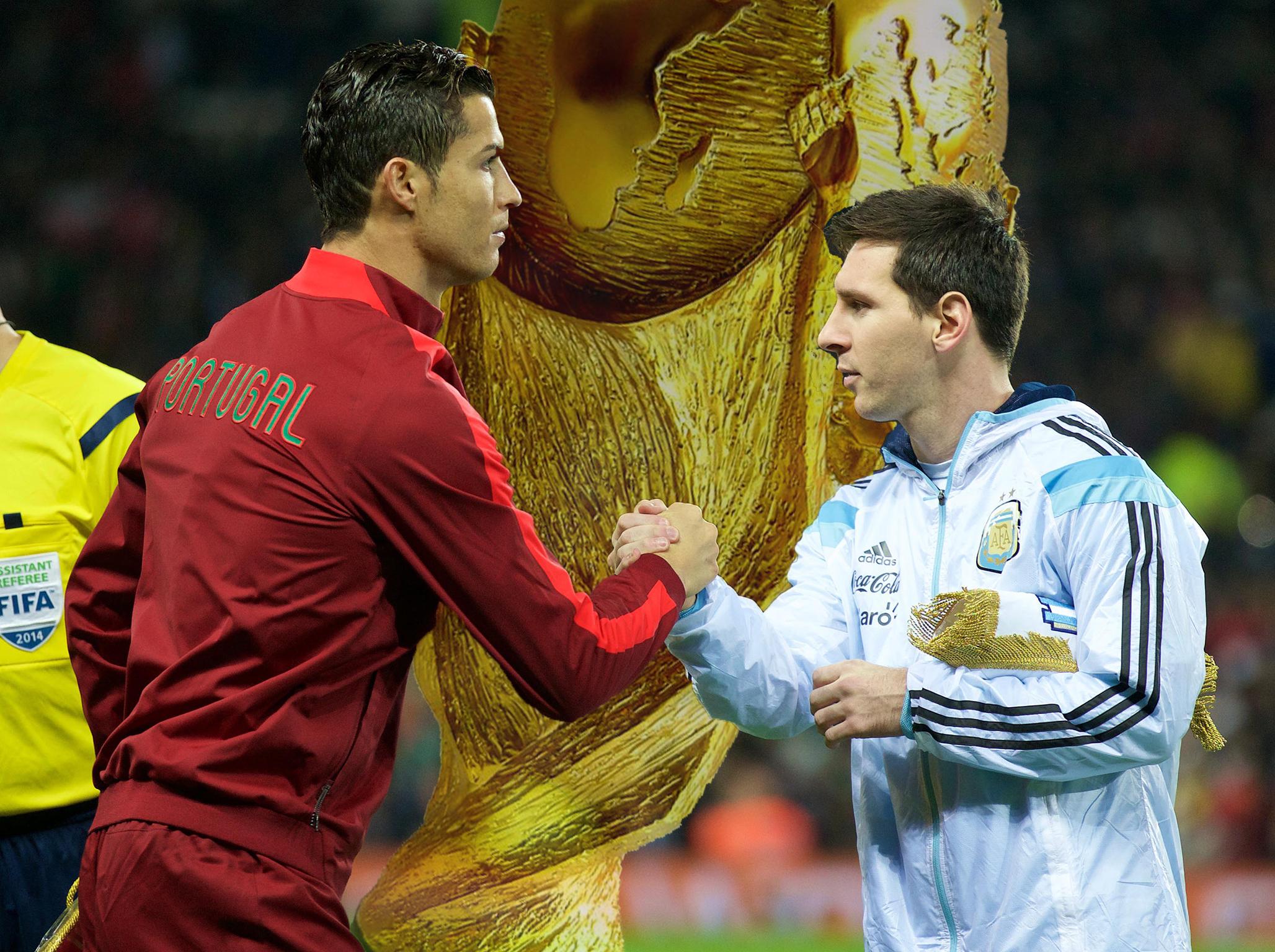 Ronaldo messi et sanchez pourraient manquer la coupe du for Ronaldo coupe de cheveux 2018