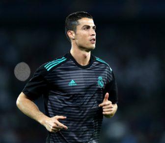 Ronaldo appartient au Real Madrid d'après Zidane