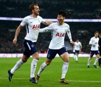 Kane et Heung-min offrent la victoire à Tottenham contre Everton