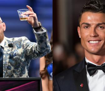 Conor McGregor Crazy 2016 Prediction qu'il ferait plus de $$$ que Cristiano Ronaldo a réellement eu lieu