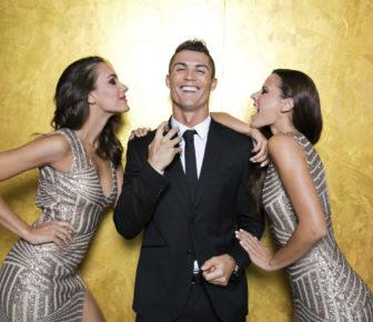 Cristiano Ronaldo est maintenant l'athlète le plus payé au monde