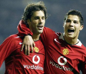 La raison qui a fait quitter Ruud van Nistelrooy de Manchester United impliquait Cristiano Ronaldo