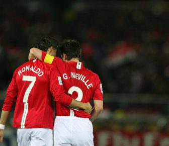 Gary Neville révèle le moment où Cristiano Ronaldo est devenu un joueur de classe mondiale à Manchester United