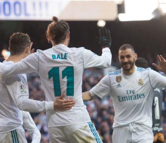 Ronaldo laisse Benzema marqué un penalty à la dernière minute