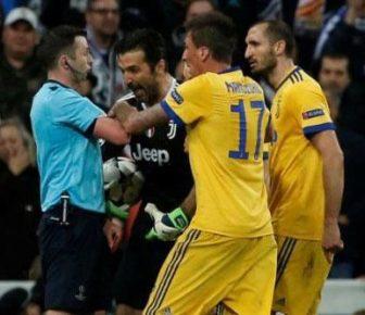 Giorgio Chiellini de la Juventus affirme que les arbitres favorisent le Real Madrid