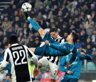 Le superbe but de Cristiano Ronaldo permet au Real Madrid de venir à bout de la Juventus