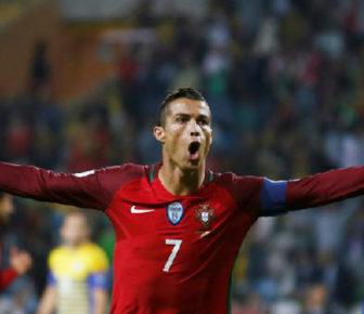 Coupe du Monde 2018 : Cristiano Ronaldo, joueur du Real, marque l'histoire en marquant contre l'Espagne
