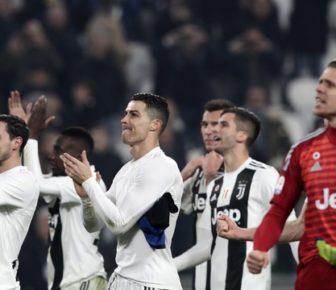 Ronaldo encense le collectif de la Juventus et le Real Madrid