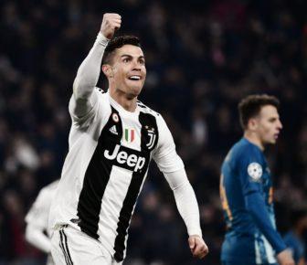 La star de la Juventus, Cristiano Ronaldo, fait partie de l'équipe portugaise pour la première fois depuis la Coupe du monde