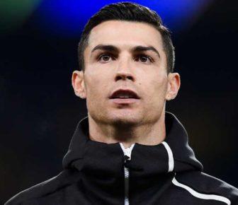 une photo postée par Cristiano Ronaldo scandalise la toile