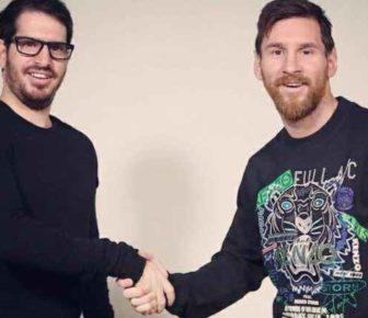 """Leo Messi et Christiano Ronaldo avec Israël"