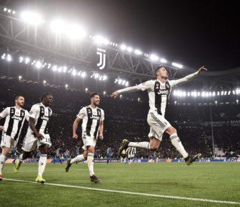 Le triplé de Cristiano Ronaldo envoie la Juventus à travers l'Atletico Madrid perdu face à un ennemi écoeurement familier