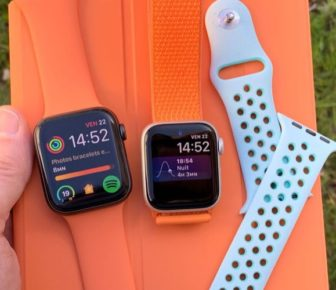 Apple Watch pour le printemps-été 2019