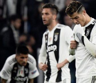 La Juventus tombe à 17% en Bourse après une défaite en Ligue des champions