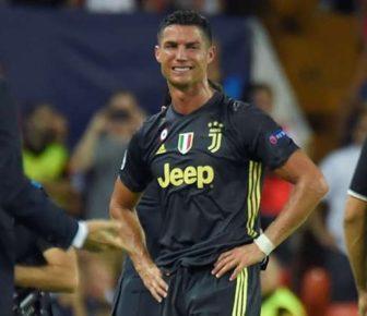Christiano Ronaldo élu meilleur joueur de la série A – La Vie Sénégalaise
