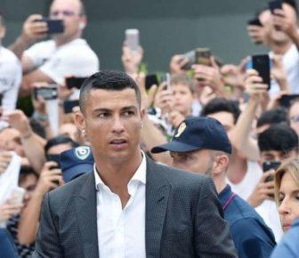 Cristiano Ronaldo justifie son choix