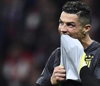 Ronaldo et la VAR n'ont pas été suffisants pour sauver la Juventus contre l'Atlético Madrid