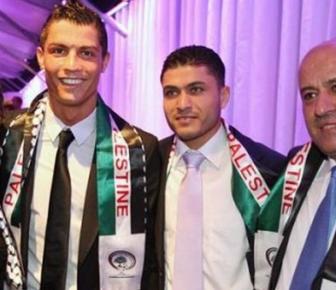 Ce cadeau de Cristiano Ronaldo aux Palestiniens pour le ramadan
