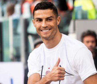 Cristiano Ronaldo – Actus, photos, vidéos, biographie…