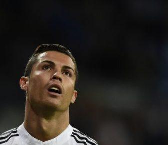 Ronaldo furieux parce qu'un coéquipier lui a volé