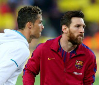 Messi exclut Ronaldo de son top 5, mais … – Football