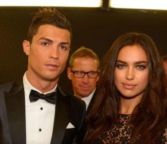 Christiano Ronaldo et Irina Shayk se sont séparés