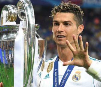 Cristiano Ronaldo au Real Madrid