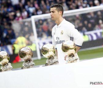 Christiano Ronaldo a gagné le Ballon d'Or. Voici les événements en 2017 qui lui ont été rapportés. – Tout le foot