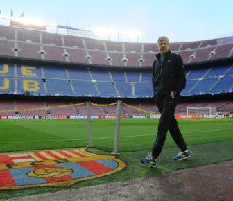 Arsenal a tenté de faire signer Messi et Piqué après avoir acheté Fabregas, déclare Wenger