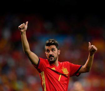 Les 30 meilleurs buteurs internationaux de tous les temps: David Villa sur le point de prendre sa retraite après avoir marqué l'Espagne