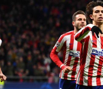 Ligue des champions: L'Atlético de Madrid qualifié après sa victoire face au Lokomotiv Moscou (2-0) – Eurosport