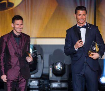 Lionel Messi s'ouvre sur la rivalité avec Cristiano Ronaldo
