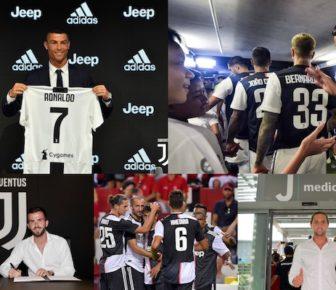 Tous les salaires des joueurs de la Juventus 2019-20