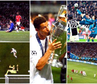 Les 10 meilleures performances de Cristiano Ronaldo en 1 000 matchs