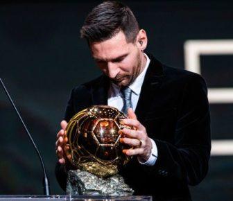 Ballon d'Or: sa rivalité avec Ronaldo, son point de vue sur le trophe, son statut dans l'histoire … Messi se confie – Football