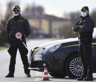 Un joueur italien contaminé, toute son équipe en quarantaine