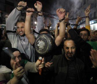 Coups de mahrez en solidarité avec Karim Tabbou – Algérie Patriotique