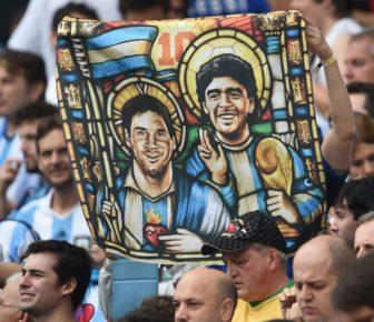 Lionel Messi, Diego Maradona et pourquoi l'éclat des vrais grands fera toujours écho à travers les âges