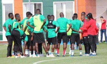 """Ndoffene Fall sur le rapport de la CAN 2022: """"Espérons que nos lions soient compétitifs dans deux ans"""""""