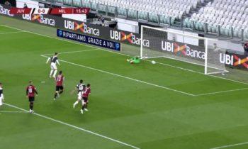 Ronaldo a raté son premier penalty après la reprise!