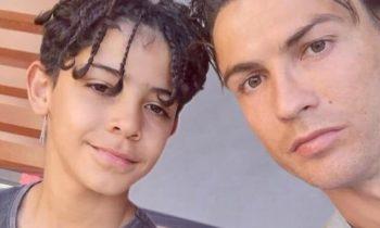 Cristiano Ronaldo: une enquête sur son fils est ouverte!